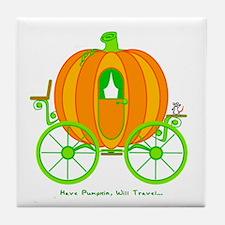 Have Pumpkin... Tile Coaster