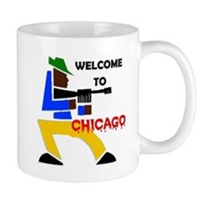GANGS IN CONTROL Small Mug