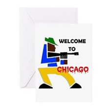 GANGS IN CONTROL Greeting Cards (Pk of 20)