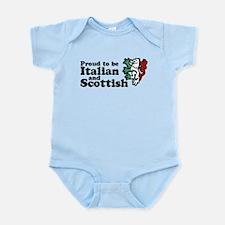 Scottish and Italian Infant Bodysuit