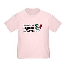 Scottish and Italian T