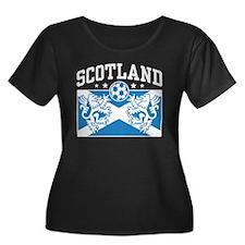 Scotland Soccer T
