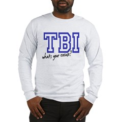 TBI Long Sleeve Tee