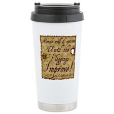 Fade Map Morale Travel Mug