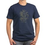 Freethinker Men's Fitted T-Shirt (dark)