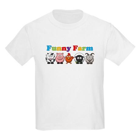 Funny FarmKids Light T-Shirt