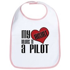 Heart Belongs Pilot Bib