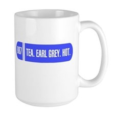 Captain Picard's Tea Mug
