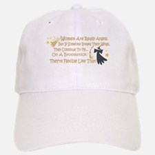 Women Are Like Angels Baseball Baseball Cap