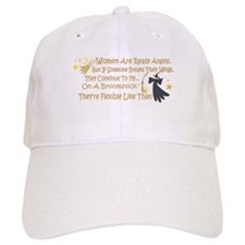 Women Are Like Angels Baseball Cap