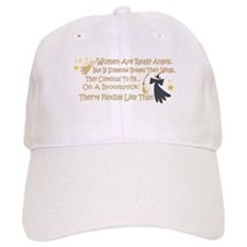 Women Are Like Angels Hat
