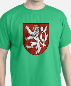 Bohemia Coat of Arms (Front) T-Shirt