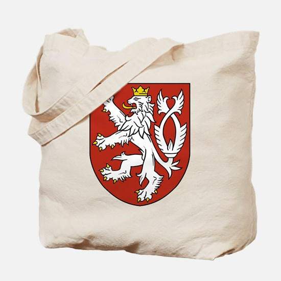 Bohemia Coat of Arms Tote Bag
