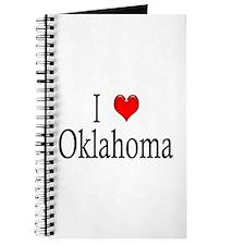 I Heart Oklahoma Journal