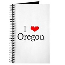 I Heart Oregon Journal