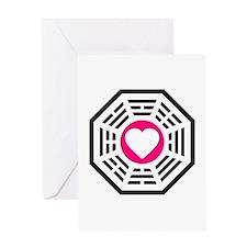 Dharma Love 2 Greeting Card