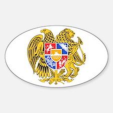 Armenia Coat of Arms Decal