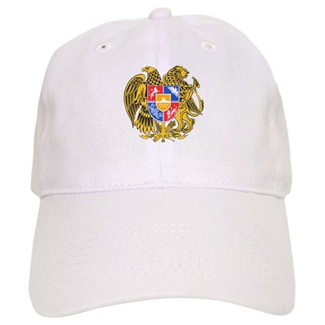 Armenia Coat of Arms Cap