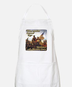 When Injustice Becomes Law Apron