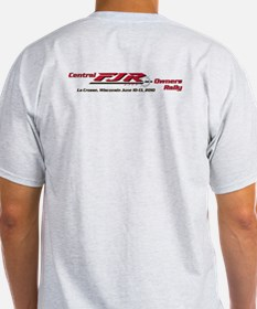 CFO 2010 T-Shirt, logos on front AND back