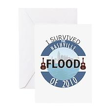 Cute Flood Greeting Card