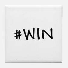 #WIN Tile Coaster