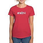 #WIN Women's Dark T-Shirt