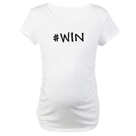 #WIN Maternity T-Shirt