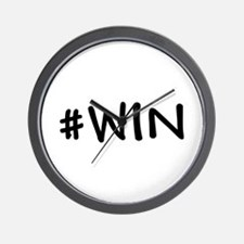#WIN Wall Clock