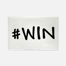 #WIN Rectangle Magnet