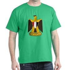Egypt Coat of Arms (Front) T-Shirt