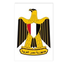 Egypt Coat of Arms Postcards (Package of 8)