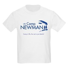 """""""Camp Newman / Camp is Life"""" T-Shirt"""