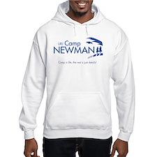 """""""Camp Newman / Camp is Life"""" Hoodie Sweatshirt"""