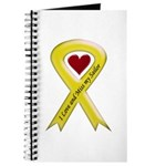 Yellow Ribbon Love Miss Sailor Journal