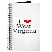 I Heart West Virginia Journal
