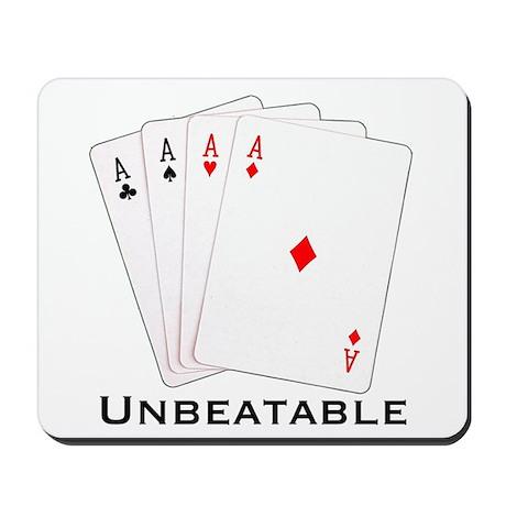 Unbeatable - Mousepad