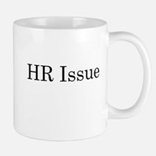 HR Issue Mug