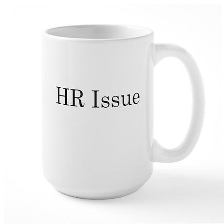 HR Issue Large Mug