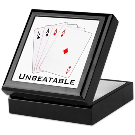 Unbeatable - Keepsake Box