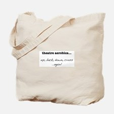 Cute Dramatic Tote Bag