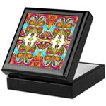 BUTTERFLY CIRCUS Keepsake Box
