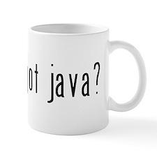 got java? Mug