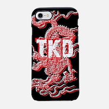 Taekwondo Dragon iPhone 7 Tough Case