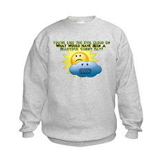 Evil Cloud Sweatshirt