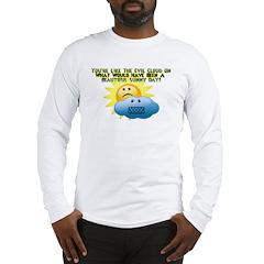 Evil Cloud Long Sleeve T-Shirt