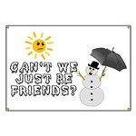 Just Be Friends Banner
