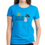 Just Be Friends Women's Dark T-Shirt