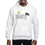 Just Be Friends Hooded Sweatshirt