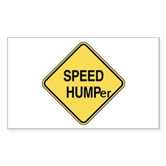 Speed Humper Decal